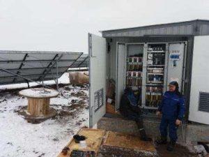 Подключение к ТП СЭС 1.7 МВт, Эко Про плюс