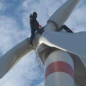 Обслуживание ветровых турбин, Эко Про плюс