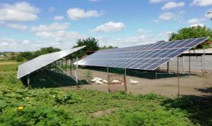 Наземная солнечная электростанция, портфолио Эко Про плюс