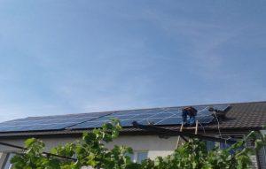 Крышная СЭС 12 кВт с. Мишково-Погорелово, Эко Про плюс