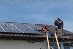 Солнечные электростанции под ключ, портфолио Эко Про плюс