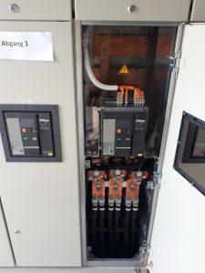 коммутационный шкаф СЭС 1.2 МВт г. Бранденбург, Эко Про плюс