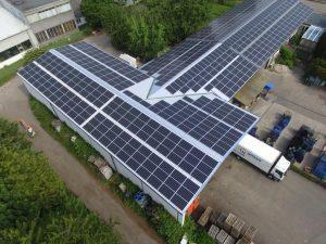 Гибридная солнечная электростанция 499 кВт купить
