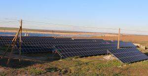 Сетевая солнечная электростанция 1 МВт в Украине, Эко Про плюс