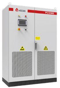 Центральный инвертор ATESS 500K для СЭС