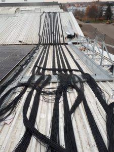 Прокладка кабелей г. Бранденбург, Эко Про плюс