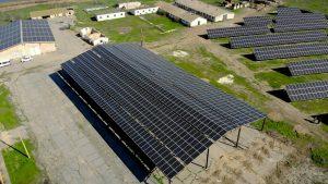 Монтаж солнечных электростанций под ключ в Украине, Эко Про плюс