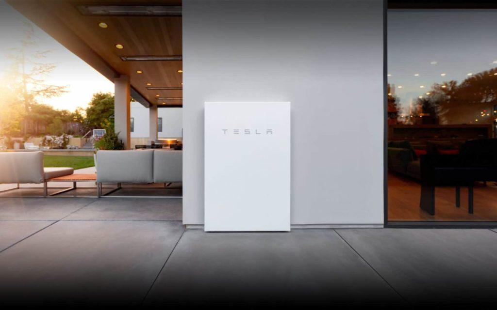Tesla заявляет о рыночной эффективности своего накопителя энергии Powerwall